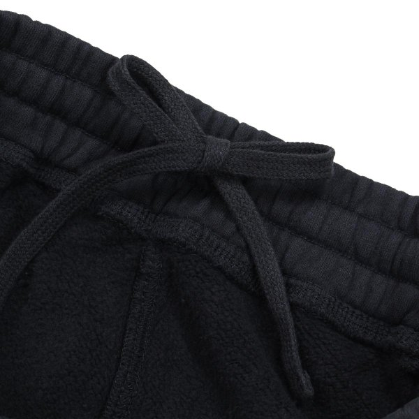 STUSSY ステューシー スウェット ショートパンツ ハーフパンツ メンズ フリース STOCK FLEECE SHORT ブラック 黒 112232 11/3 追加入荷|sugaronlineshop|06