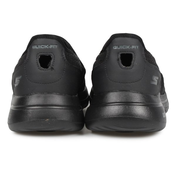 SKECHERS スケッチャーズ ゴーウォーク 5 スリッポン スニーカー メンズ GO WALK 5 APPRIZE ブラック 黒 55510 10/3 新入荷 sugaronlineshop 05