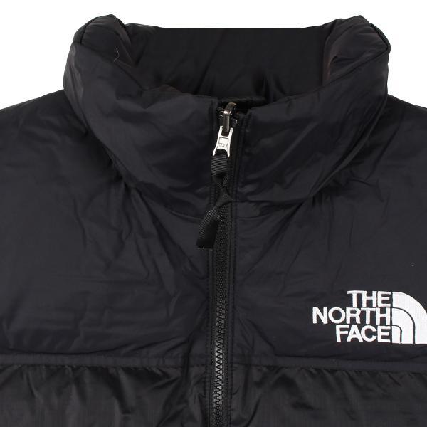 THE NORTH FACE ノースフェイス ダウンベスト ベスト レトロ ヌプシ メンズ 1996 RETRO NUPTSE VEST ブラック 黒 NF0A3JQQ 11/18 新入荷|sugaronlineshop|03