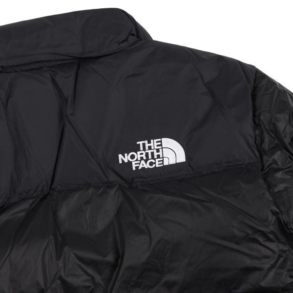 THE NORTH FACE ノースフェイス ジャケット ダウンジャケット ヌプシ メンズ MENS 1996 RETRO NUPTSE JACKET ブラック 黒 T93C8D 10/17 新入荷|sugaronlineshop|11