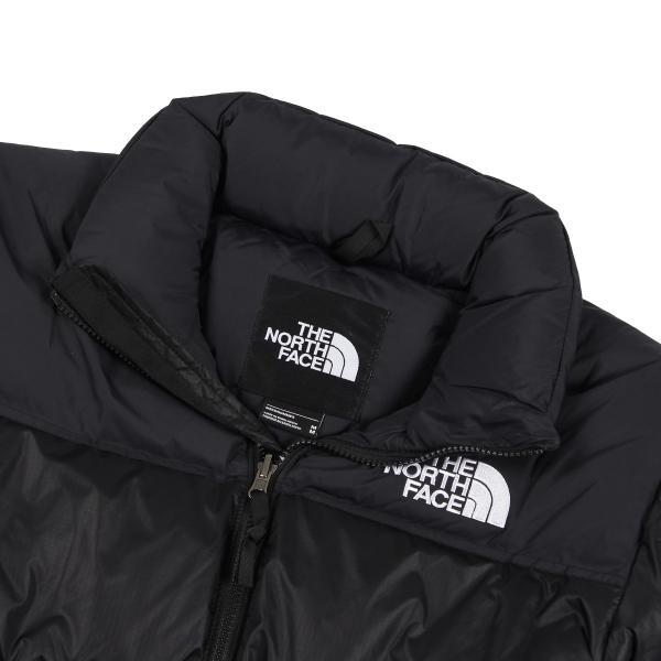 THE NORTH FACE ノースフェイス ジャケット ダウンジャケット ヌプシ メンズ MENS 1996 RETRO NUPTSE JACKET ブラック 黒 T93C8D 10/17 新入荷|sugaronlineshop|03