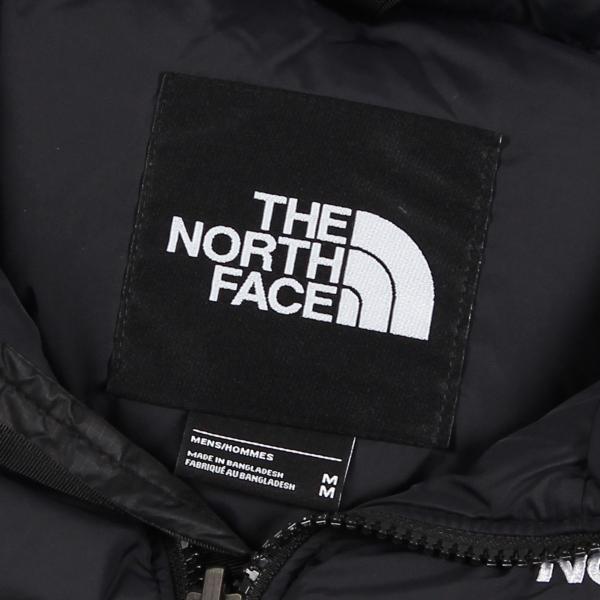 THE NORTH FACE ノースフェイス ジャケット ダウンジャケット ヌプシ メンズ MENS 1996 RETRO NUPTSE JACKET ブラック 黒 T93C8D 10/17 新入荷|sugaronlineshop|04