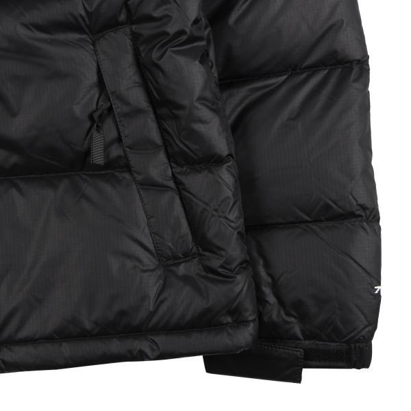 THE NORTH FACE ノースフェイス ジャケット ダウンジャケット ヌプシ メンズ MENS 1996 RETRO NUPTSE JACKET ブラック 黒 T93C8D 10/17 新入荷|sugaronlineshop|05