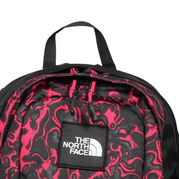 THE NORTH FACE ノースフェイス リュック バッグ バックパック ホット ショット メンズ レディース HOT SHOT SE レッド T93KYJ 10/18 新入荷|sugaronlineshop|09