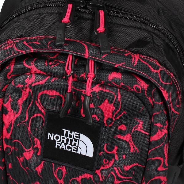 THE NORTH FACE ノースフェイス リュック バッグ バックパック ホット ショット メンズ レディース HOT SHOT SE レッド T93KYJ 10/18 新入荷|sugaronlineshop|10
