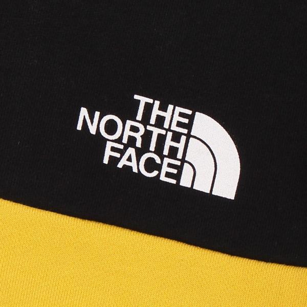 THE NORTH FACE ノースフェイス トレーナー スウェット メンズ U RAGE GRAPHIC CREW イエロー T93XXE 10/17 新入荷|sugaronlineshop|07