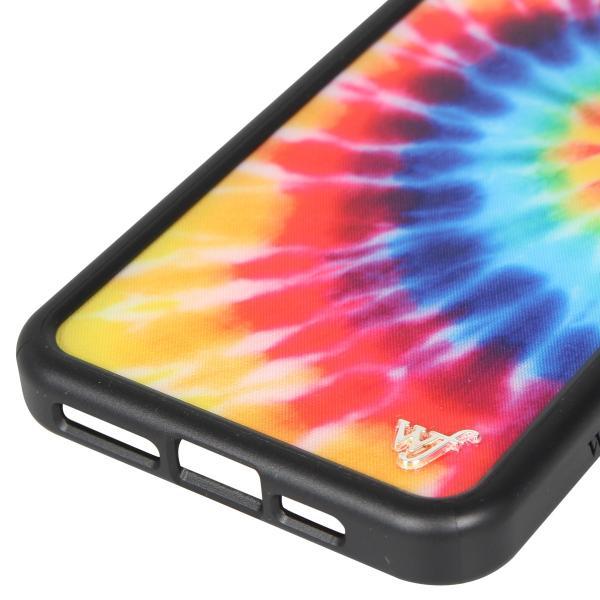 ワイルドフラワー wildflower iPhone XR X XS MAX ケース スマホ 携帯 アイフォン レディース タイダイ マルチカラー STIE 11/11 新入荷|sugaronlineshop|08