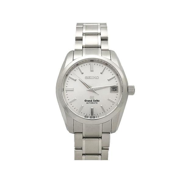 セイコー SEIKO グランドセイコー GS メカニカル SBGR051 9S65-00B0  SS シルバー文字盤 自動巻 裏スケ メンズ 腕時計