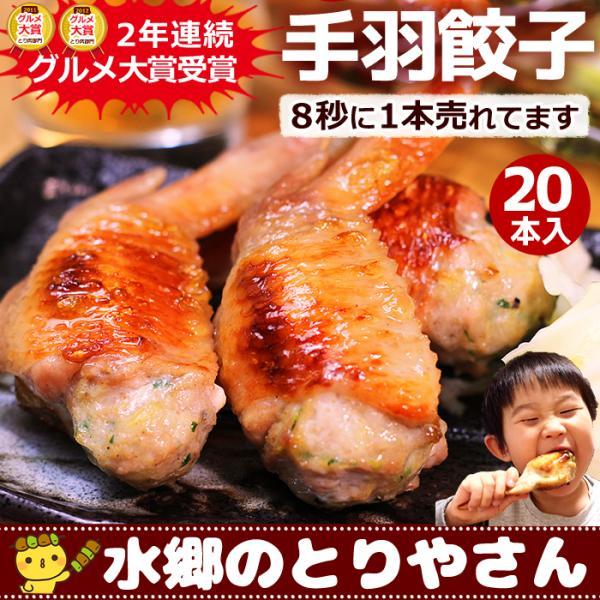 手羽餃子20本セット