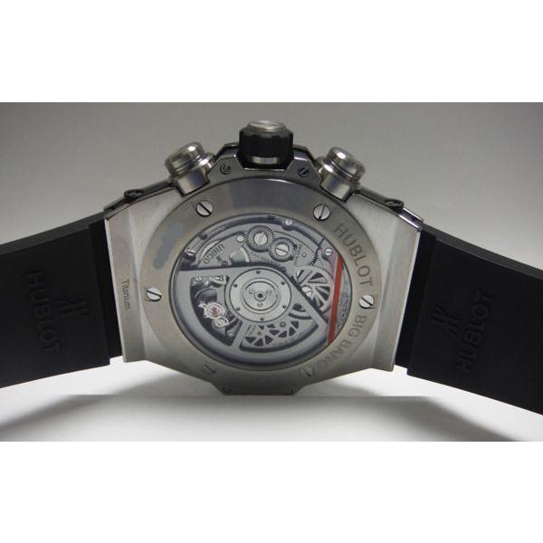 new styles b4231 03775 HUBLOT ウブロ ビッグバン ウニコ チタニウム フライバック ...