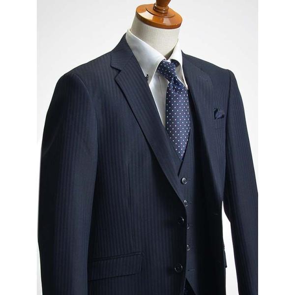 スリーピーススーツ メンズ ビジネススーツ 2ツボタン スリム 秋冬 洗えるパンツウォッシャブル suit|suit-style|16