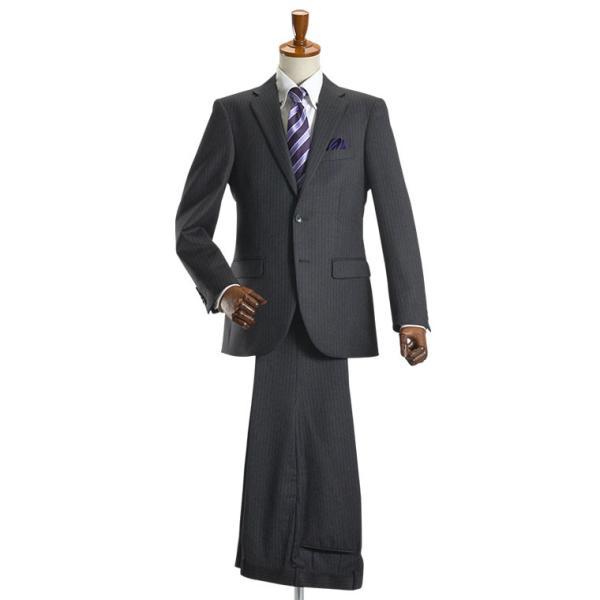 スーツ イタリア素材 ウール100% Lanificio ANGELICO 2ツボタンスーツ メンズ ビジネススーツ アンジェリコ|suit-style|14