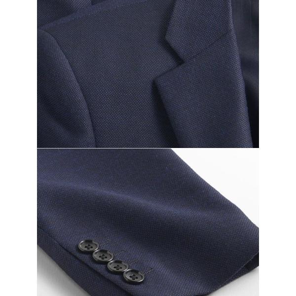 スーツ イタリア素材 ウール100% Lanificio ANGELICO 2ツボタンスーツ メンズ ビジネススーツ アンジェリコ|suit-style|16