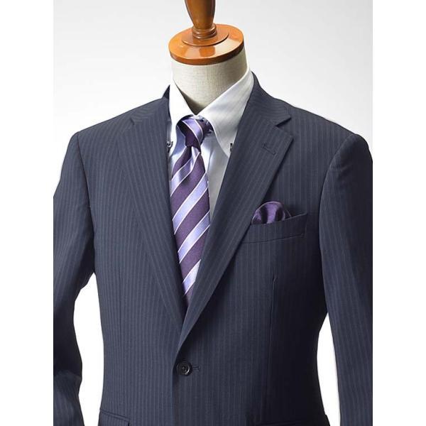 スリムスーツ メンズ ビジネス 2つボタン スリムフィット 新作 秋冬 洗えるパンツウォッシャブル 【送料無料 スーツハンガー付属】|suit-style|11