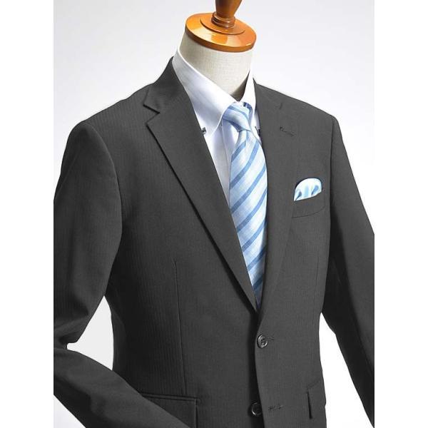 スリムスーツ メンズ ビジネス 2つボタン スリムフィット 新作 秋冬 洗えるパンツウォッシャブル 【送料無料 スーツハンガー付属】|suit-style|13