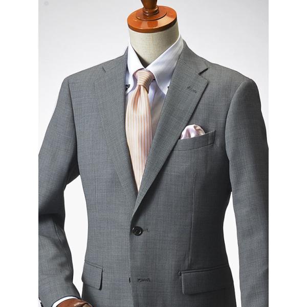 スリムスーツ メンズ ビジネス 2つボタン スリムフィット 新作 秋冬 洗えるパンツウォッシャブル 【送料無料 スーツハンガー付属】|suit-style|17