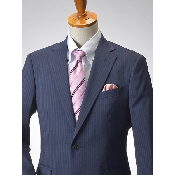 スリムスーツ メンズ ビジネス 2つボタン スリムフィット 新作 秋冬 洗えるパンツウォッシャブル 【送料無料 スーツハンガー付属】|suit-style|21