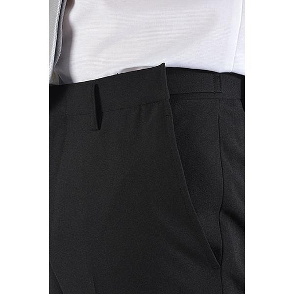 フォーマルスーツ 礼服 メンズ 2ツボタン 結婚式 アジャスター付 ブラック 黒 スリムスーツ ブラックフォーマル 激安 suit|suit-style|12