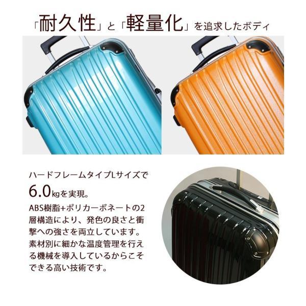 スーツケース キャリーバッグ 人気 軽量 海外旅行 Sサイズ 2〜3泊用  1年修理サービス付 TSAロック搭載  ビータス BH-F1000|suitcasekoubou|03