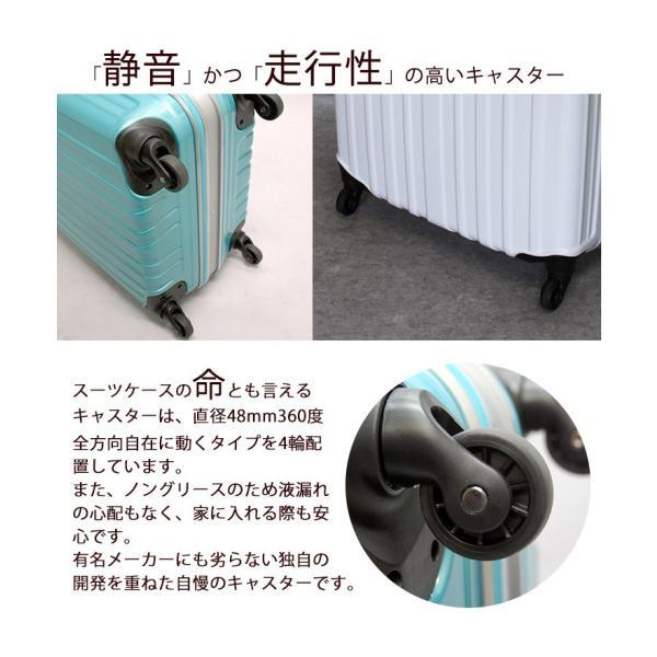 スーツケース キャリーバッグ 人気 軽量 海外旅行 Sサイズ 2〜3泊用  1年修理サービス付 TSAロック搭載  ビータス BH-F1000|suitcasekoubou|05