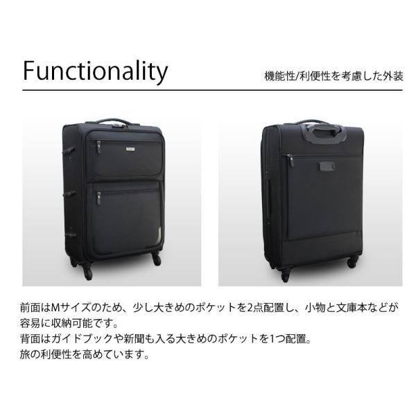 アウトレット 在庫処分 キャリーバッグ キャリーバック 中型(Mサイズ) 旅行バッグ TSAロック BSC-20|suitcasekoubou|04