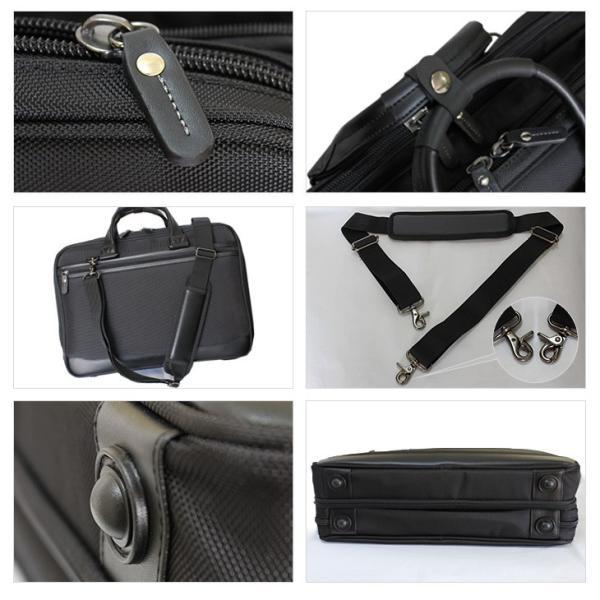 【送料無料】2WAYビジネスバッグ Beatas(ビータス) BB-1 ワンルーム メンズ 大容量 黒 PCバッグ ビジネスバック パソコンバッグ|suitcasekoubou|05