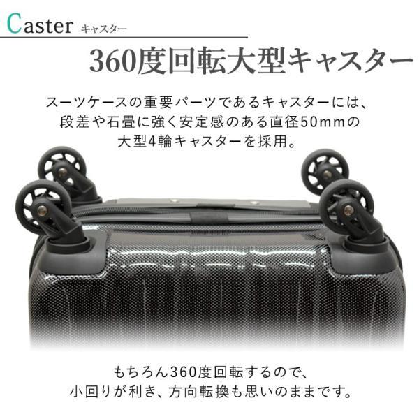 スーツケース HZ-200 SSサイズ 機内持ち込み可 小型 超軽量 キャリーケース キャリーバッグ ハードケース ファスナー TSAロック【アウトレット】|suitcasekoubou|03