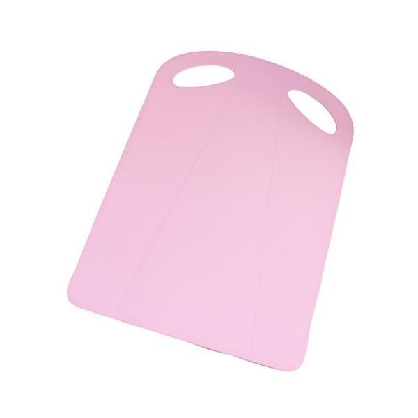 トンボ 折れる まな板 37×24.5×0.2厚cm ピンク|suityuugekka|06