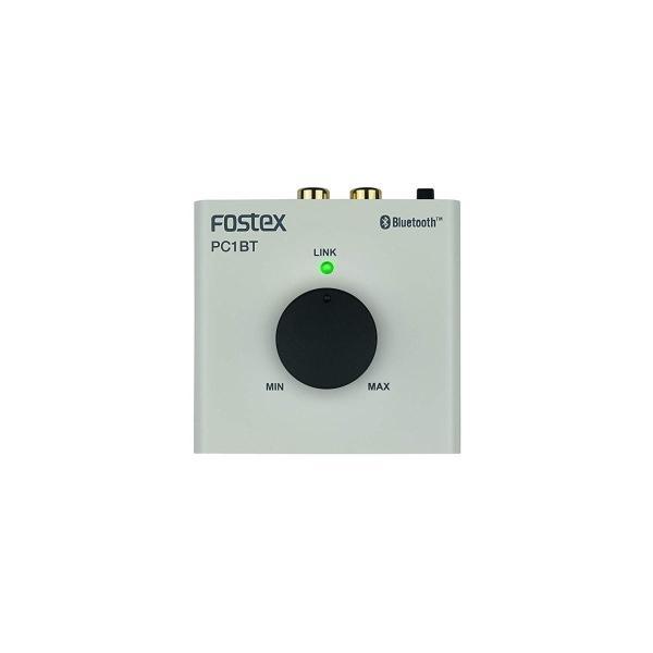 FOSTEX ワイヤレス・ボリュームコントローラー PC1BT(White)