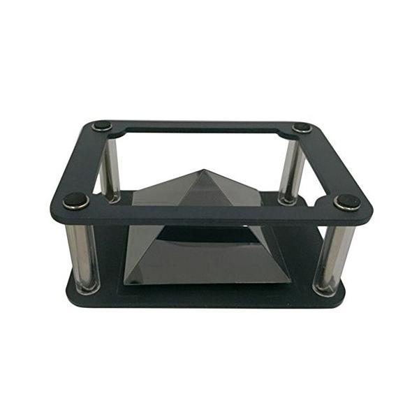 GAOHOU 3Dホログラムピラミッドホログラムディスプレイスタンド映写機プロジェクターユニバーサル3.5 - 6