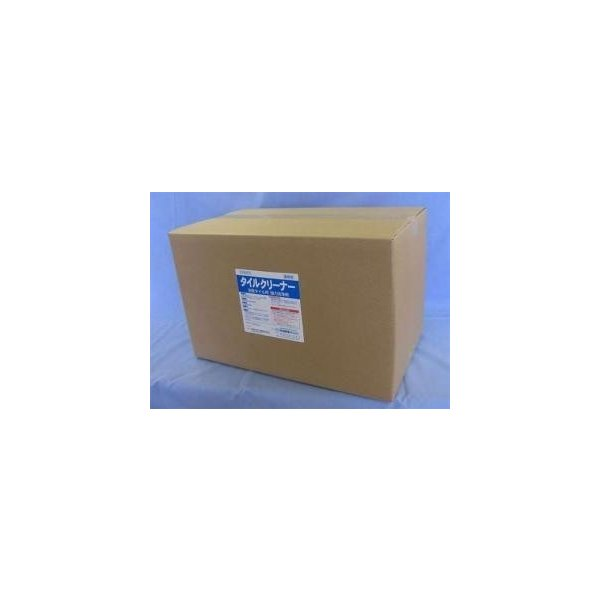 浴槽タイル洗浄剤 タイルクリーナー 5kg 4缶 業務用 和協産業