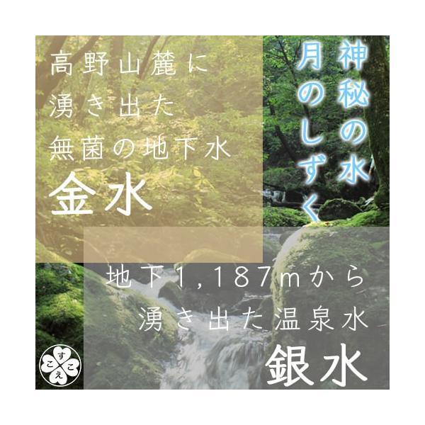 【ミネラルウォーター 500ml 送料無料】 月のしずく 500ml 24本セット sukoeco 02