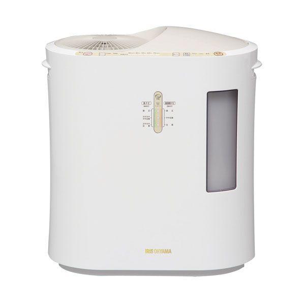 加湿器 アイリスオーヤマ サーキュレーター 空気洗浄 ミスト 強力ハイブリッド 風邪予防 乾燥 1000ml SPK-1000-U アイリスオーヤマ