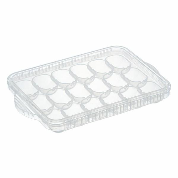 離乳食冷凍小分けトレー7.5ml×18 TRMR18 スケーター (D)