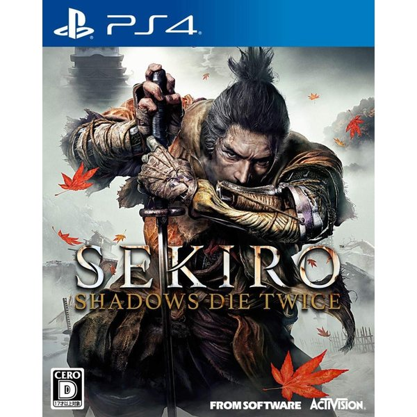 SEKIRO: SHADOWS DIE TWICE セキロ PS4 ゲーム ソフト 中古|sumahoselect
