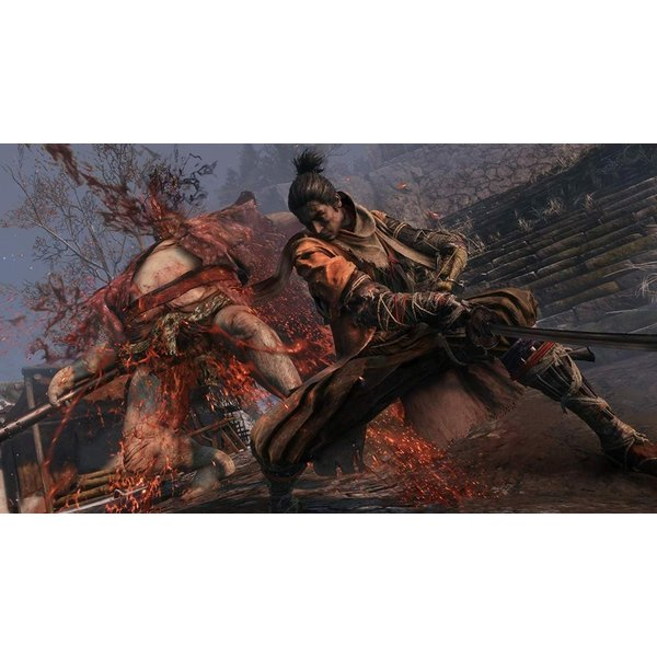 SEKIRO: SHADOWS DIE TWICE セキロ PS4 ゲーム ソフト 中古|sumahoselect|04