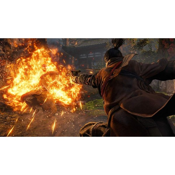 SEKIRO: SHADOWS DIE TWICE セキロ PS4 ゲーム ソフト 中古|sumahoselect|06