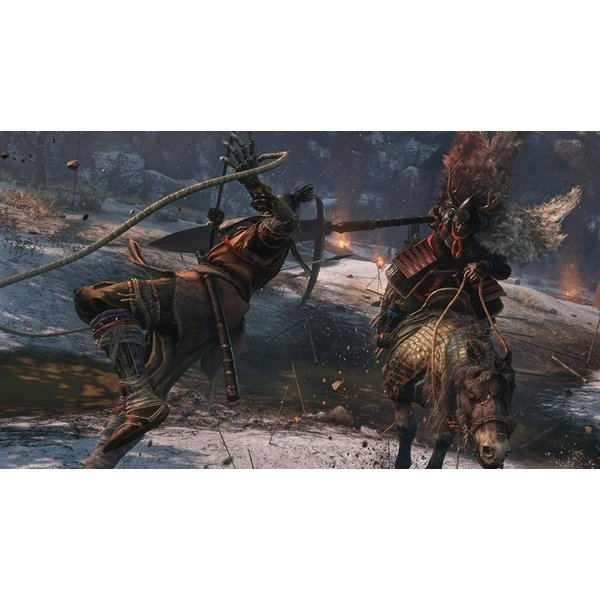 SEKIRO: SHADOWS DIE TWICE セキロ PS4 ゲーム ソフト 中古|sumahoselect|09