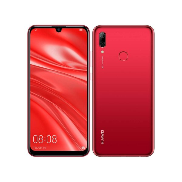 HUAWEI nova lite 3 SIMフリー スマートフォン  コーラルレッド 本体 新品 国内正規品