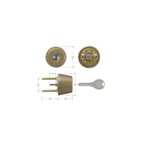 GOAL ゴール V18シリンダー TXタイプ 鍵 交換 取替え テール刻印37  GCY-244  TX/TDD  防犯 防犯対策
