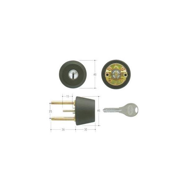 GOAL ゴール V18シリンダー TXタイプ 鍵 交換 取替え テール刻印43  GCY-257  TX/TDD  防犯 防犯対策