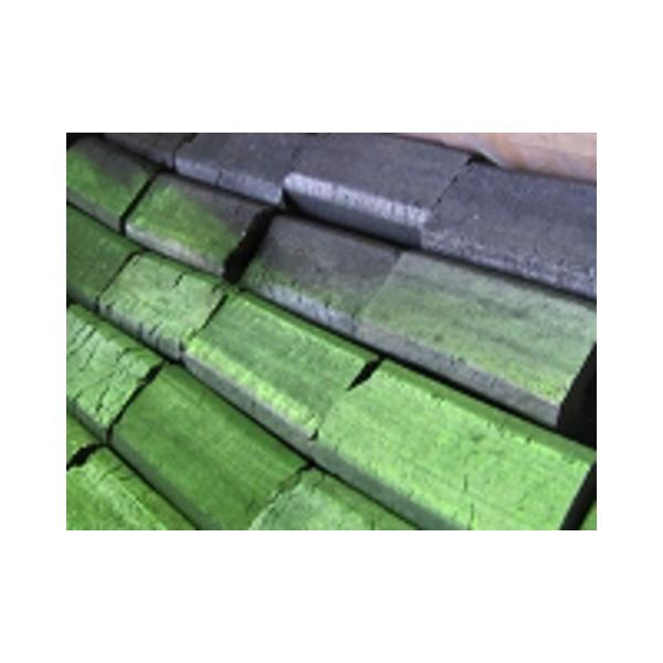 中国最上級カットオガ炭 7cm前後揃い切り 20ケース200kg、運賃格安外国産オガ炭 最上級トップクラス商品