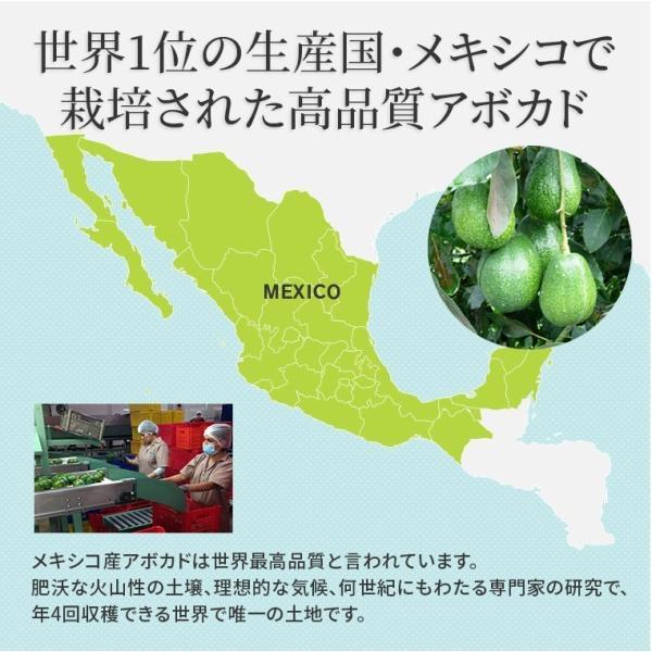 厳選 アボカド 9玉 大玉 メキシコ産 プレミアムリッチ|sumifru|06