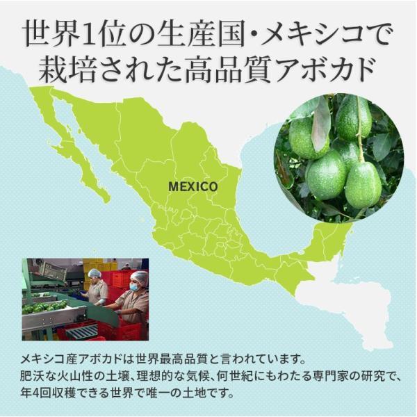 厳選 アボカド 1ケース 18〜20玉 メキシコ産 プレミアムリッチ sumifru 06