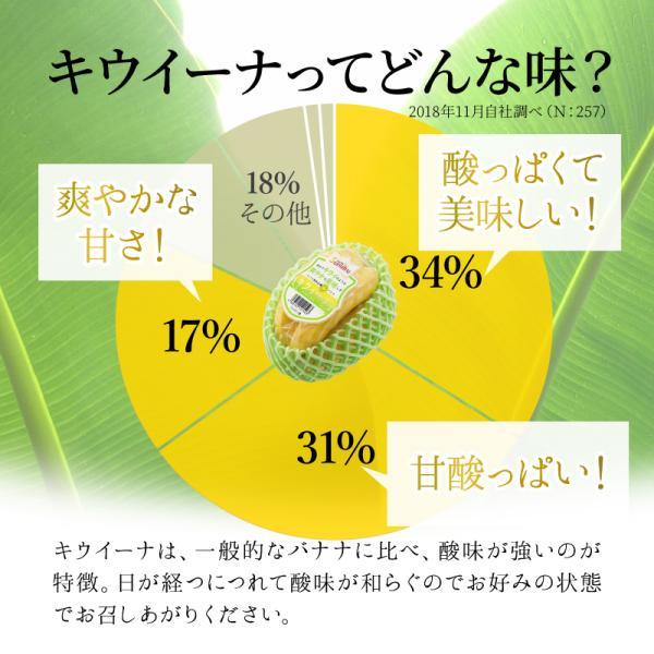 スミフル開発品種 バナナ キウイーナ 3パック 数量限定販売|sumifru|03