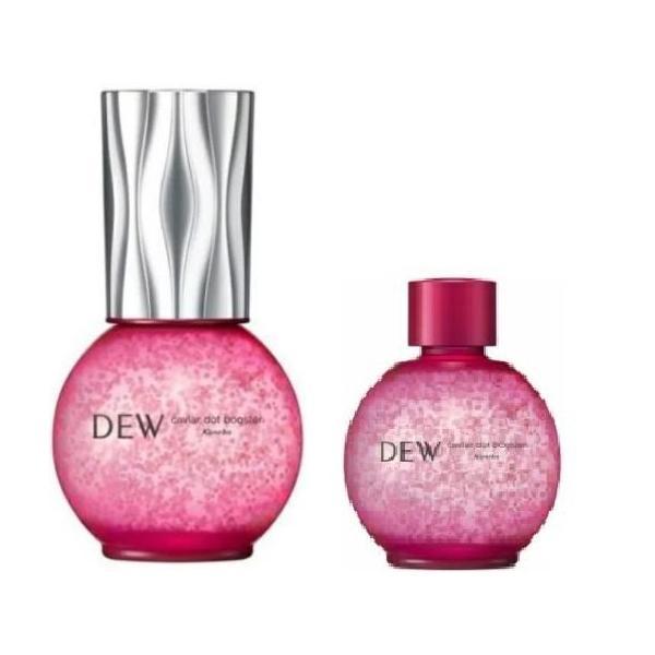 カネボウ DEW キャビアドットブースター 美滴導入美容液 本体+レフィルセット