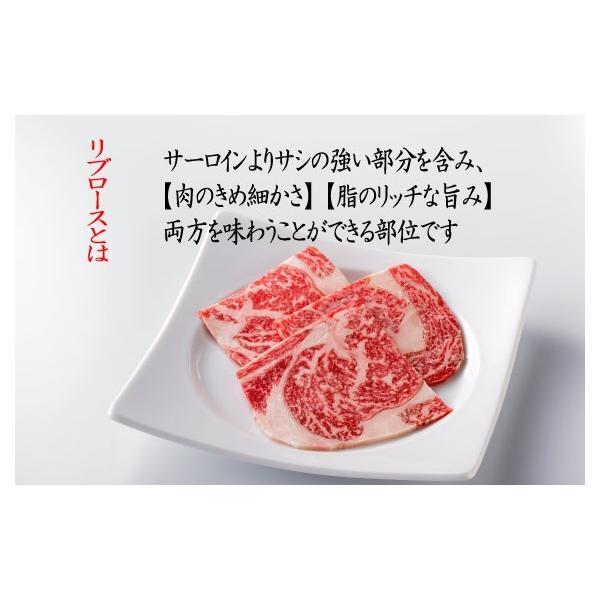 【天壇のお出汁で食べる京都焼肉】近江牛 焼肉用薄切 大判リブロース  550g|sun-ec|05