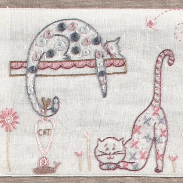 044-00726 QUAND LES CHAT SEN MELENT - Complet(猫いろいろ コンプリート)|sun-k|07