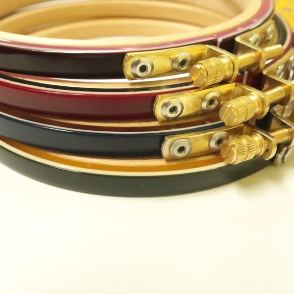 SABAE Premium Hoop トリコロール 全4色|sun-k|07