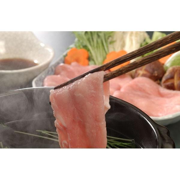 鹿児島 黒豚しゃぶしゃぶ (お歳暮 お中元 詰め合わせ セット 贈答 プレゼント お肉ギフト(ハム・肉・ソーセージ))